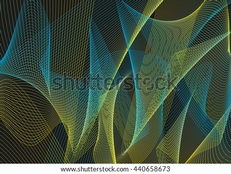 Abstract vector background. Patterns. Vector illustration.