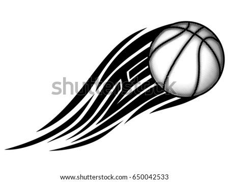 badge basketball stock vector 54031951 shutterstock. Black Bedroom Furniture Sets. Home Design Ideas