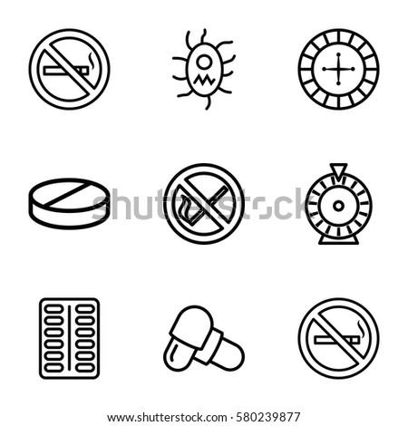 Roulette pill