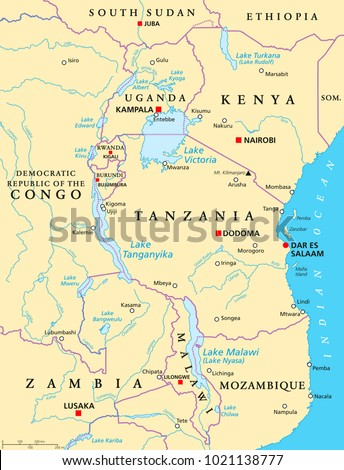 West Africa Map Hand Drawn Map Stock Vector Shutterstock - Important rivers in africa