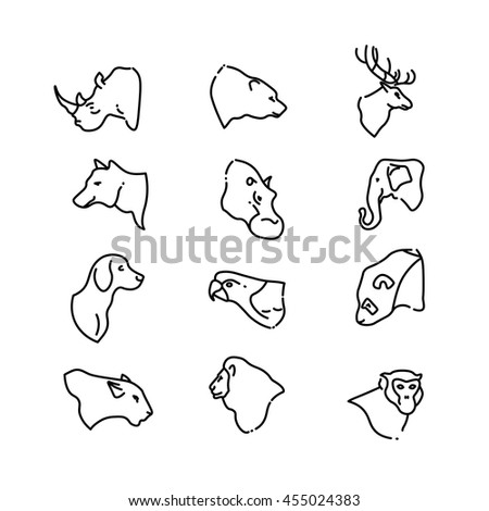 7318418124525997 likewise Wildlife Icons Set 16 Outline Such 588666350 likewise Chibi Cotton Candy Girl besides Cute Drawings Images Easy as well Anti Stress. on deer head doodle