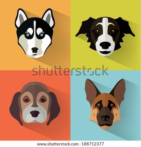 Собаки и дизайн