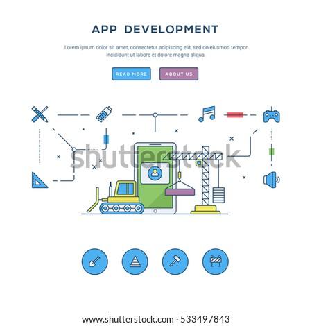 smart grid concept industrial smart grid stock vector 544220173 shutterstock. Black Bedroom Furniture Sets. Home Design Ideas