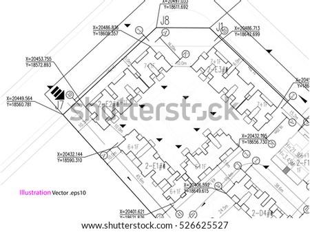 Schematic Diagram Stock Vector 436089982 - Shutterstock
