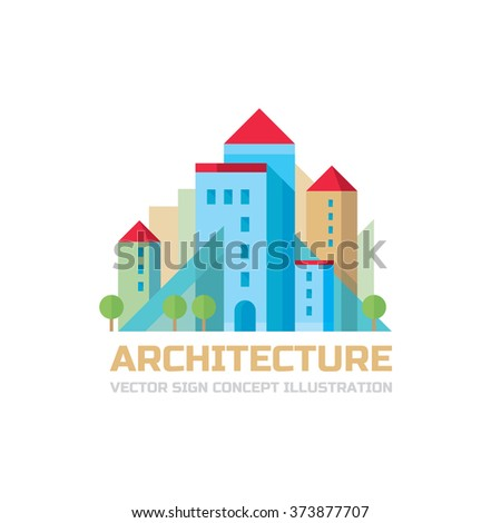 Sergey korkin 39 s real estate architecture set on for S architecture logo