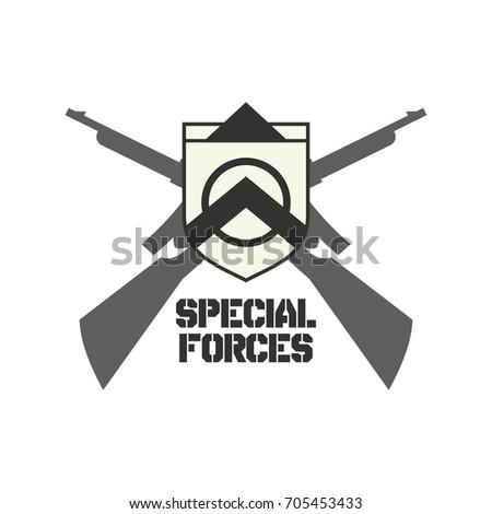 terrorist balaclava mask ak symbol sign stock vector 511609048 shutterstock. Black Bedroom Furniture Sets. Home Design Ideas