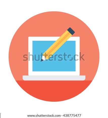 digital marketing vector icons 6 stock vector 436044874