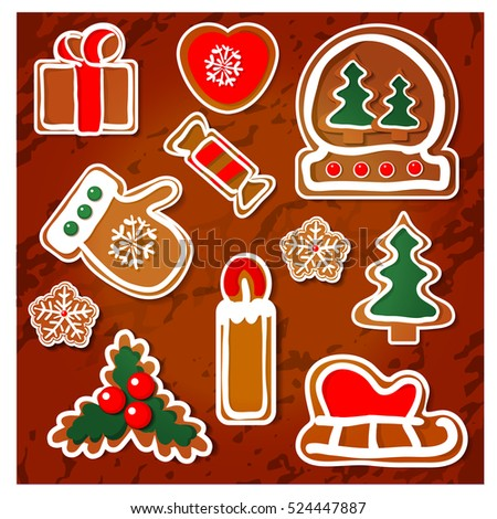 assortment of delicious Christmas cookies