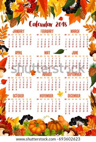Poster Calendar Template 2018 Poster Calendar Template Family Photo