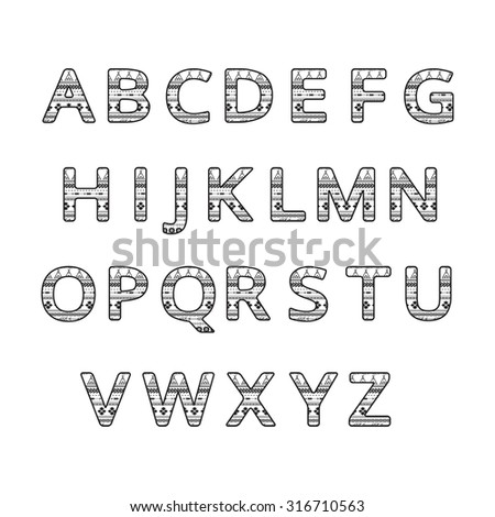 Chrome Alphabet Letters India
