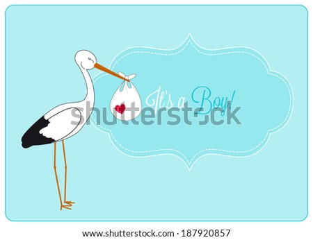 How To Create a Stork Sign
