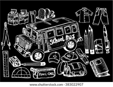 Cartoon Transport Set Collection Vehicles Heavy Stock