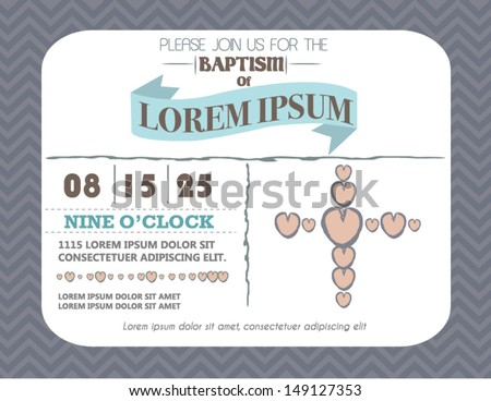 Invitations For Baptism with luxury invitations sample