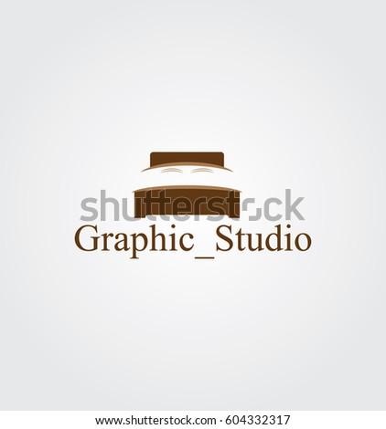 Creative Premium Furniture Logo Luxury Universal Stock ...