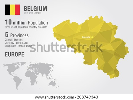 Colombia world map pixel diamond texture vectores en stock 209123512 belgium world map with a pixel diamond texture world geography gumiabroncs Choice Image