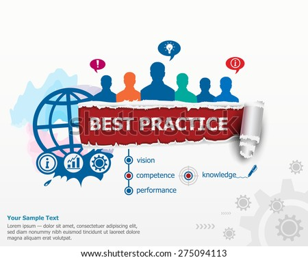 management consulting indicates best practices of the industry business essay Organizations should design and implement policies and procedures that best suit  globally but heavily references practices in the united  industry the board.