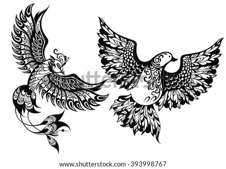 swooping eagle stock vector 56052058 shutterstock. Black Bedroom Furniture Sets. Home Design Ideas
