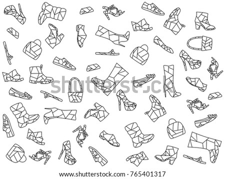 Digital Fashion Flat Sketches also Summer Season Clothes Drawing furthermore Winter Season Doodle Clothes Seamless Pattern 536299753 as well Winter apparel besides Jack In The Box Coloring Sheet. on winter jacket template