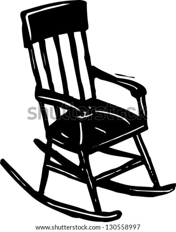 Rocking chair Stock Photos, Images, & Pictures  Shutterstock