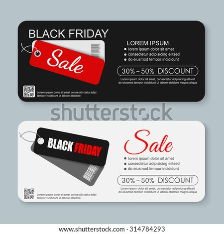 Black Friday Sale banners design,vector