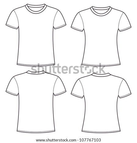 blank t shirts template