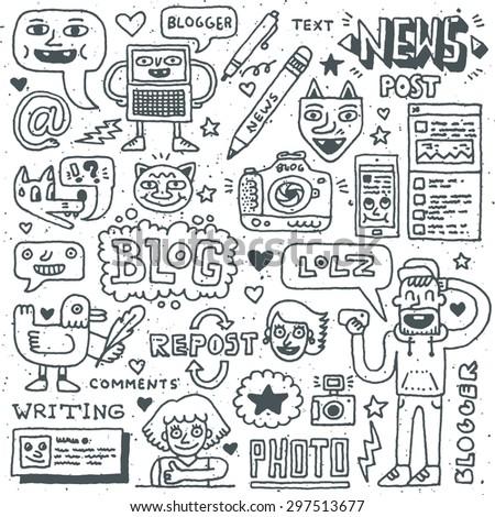 Internet usage patterns technologies