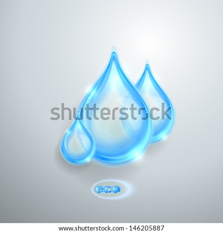 water drop themes