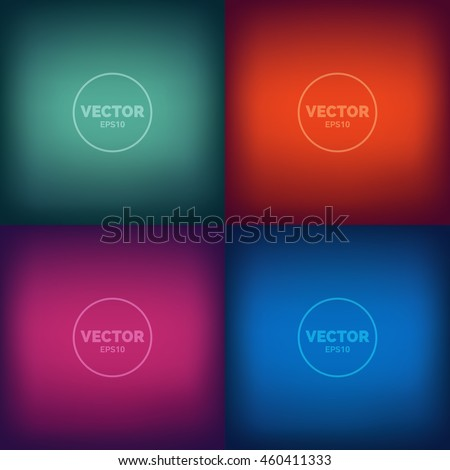 Blurred Background Set
