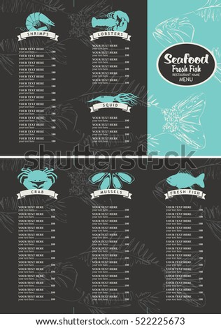 Funny scary signs zodiac stock vector 491644390 shutterstock for Fish stocking prices
