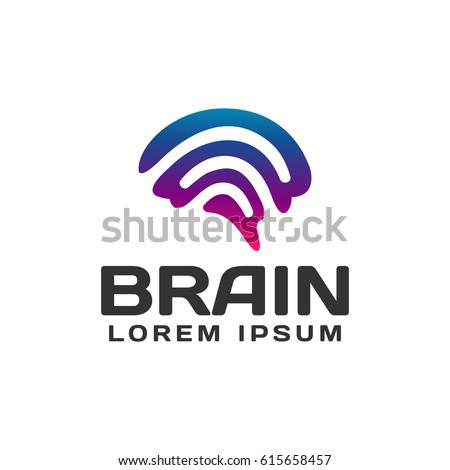 brain vector logo - photo #35