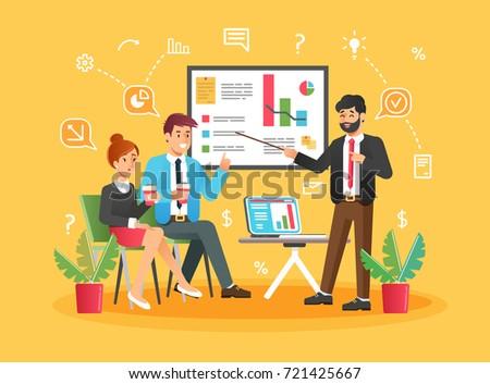 teamwork clip art customer service brainstorming creative team idea discussion people stock vector
