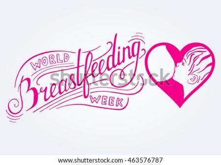 Week feeding world breast