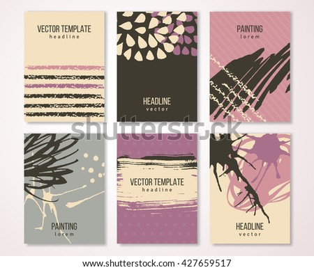 "Kotoffei'S ""Flyer Template"" Set On Shutterstock"