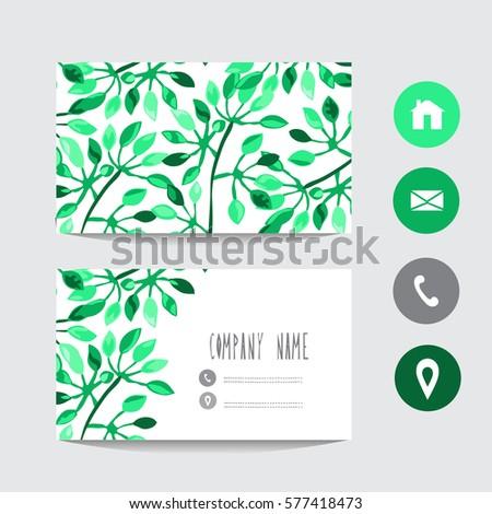 Elegant Seamless Pattern Decorative Grape Leaves Vector – Editable Leaf Template
