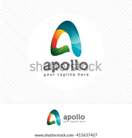 City Locator Design Vector Template Pin Stock Vector