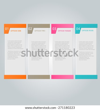 10 tab color template