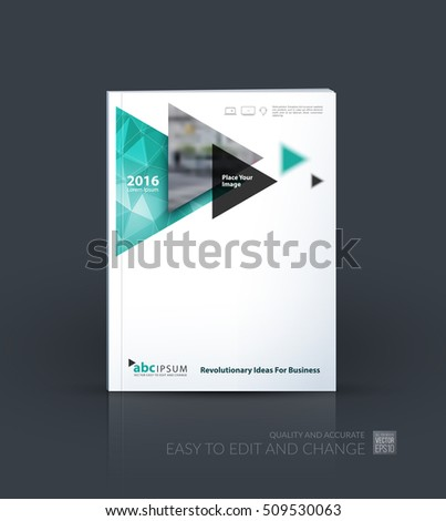 Brochure Design Template Smartphone Advertising Creative – Emerald Flyer Template