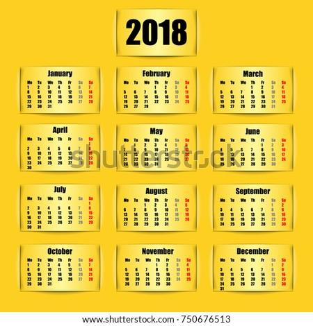 chinese calendar new year dog 2018 stock vector 750676498