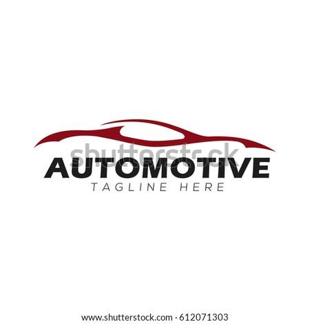 Speed Car Logo Design Template Vector Stock Vector 466356995
