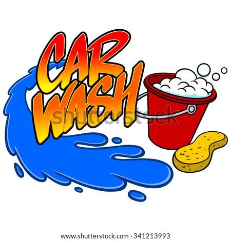 car wash spray