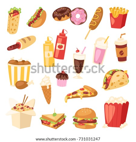 The ritual of fast food