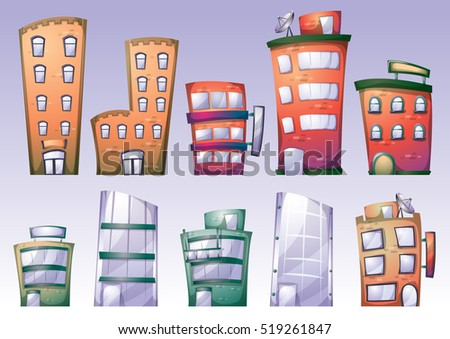Building structure flat icon stock vector 337779092 for 2d building drawing