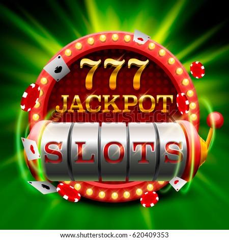 stock vector casino slots jackpot signboard vector illustration 620409353 Travel Tips And Neighborhood Suggestions