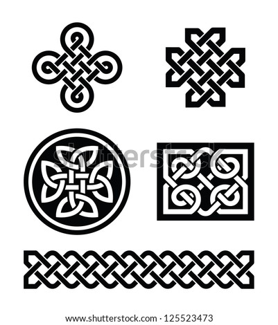 how to draw endless knot