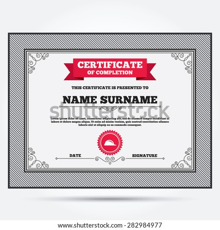 Certificate Completion Joystick Sign Icon Video Vector – Certificate of Completion Construction