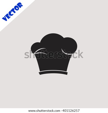 Chef cap icon.