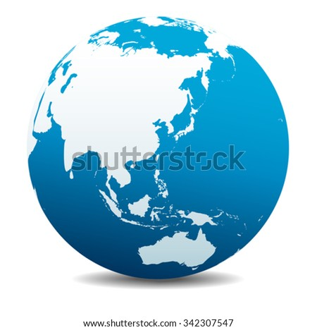 China, Japan, Malaysia, Thailand, Indonesia, Global World
