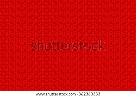 Chinese seamless pattern. Chinese new year 2016. Bright Beautiful  vector illustration. Background. art