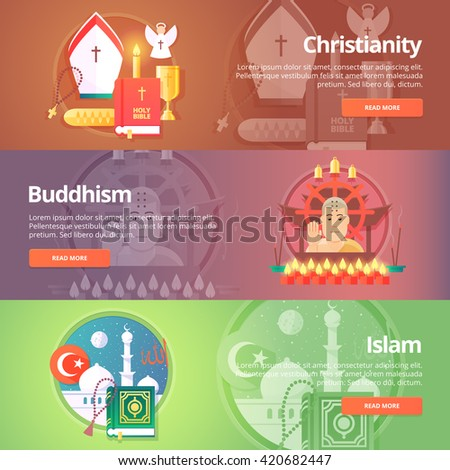 modernity of buddhism and christianity Buddhism must be included: like christianity, it ought not to be misrepresented or caricatured, its views of the world and the self stand over against those of western secularism and christianity buddhism needs to be understood on its own terms.