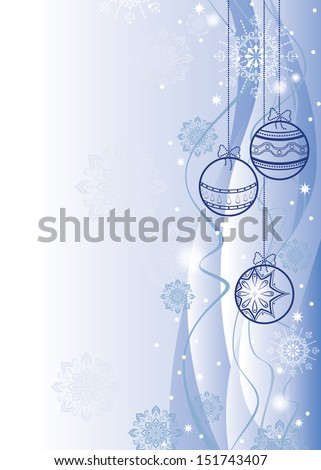 Christmas Background. Vector Eps10 Design.
